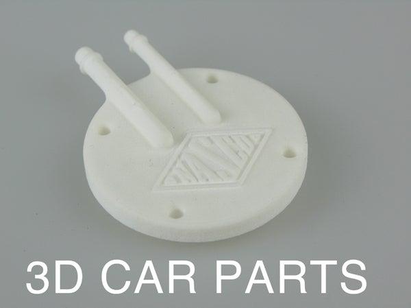 3D Print Replacement Car Parts