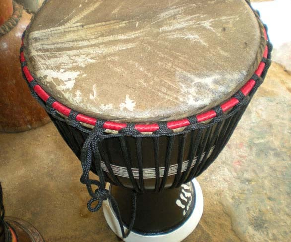 Senegalese Style Drums
