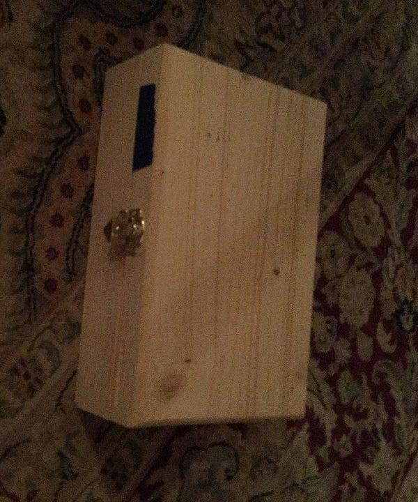 Arduino RFID Lock Box