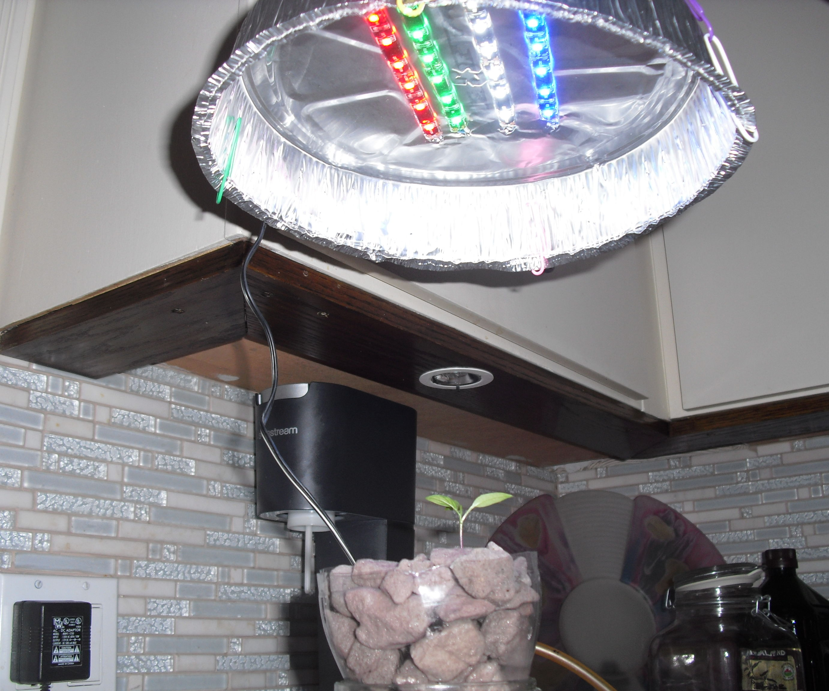 Cheap and easy led grow light