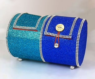 How to Make Jewelry Organizer From Plastic Bottle?