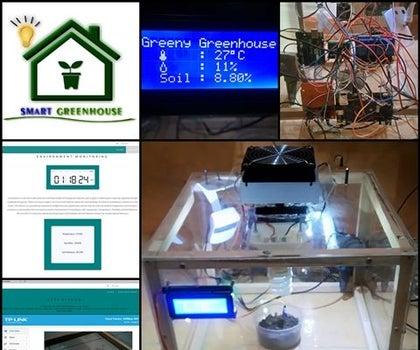Greeny the Smart Greenhouse