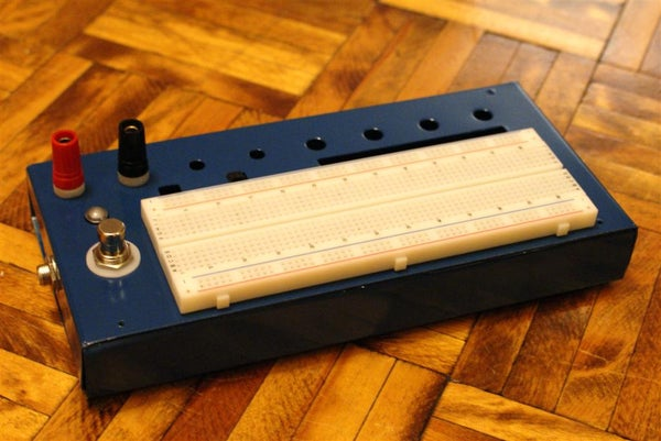 Proto Pedal for DIY Guitar Effects