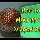 DIY - How to Make a Dragon Ball