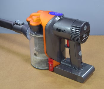 Second Project - the Dyson Modification
