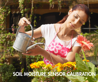 Soil Moisture Sensor Calibration