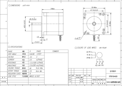 Understanding Stepper Motor Specifications