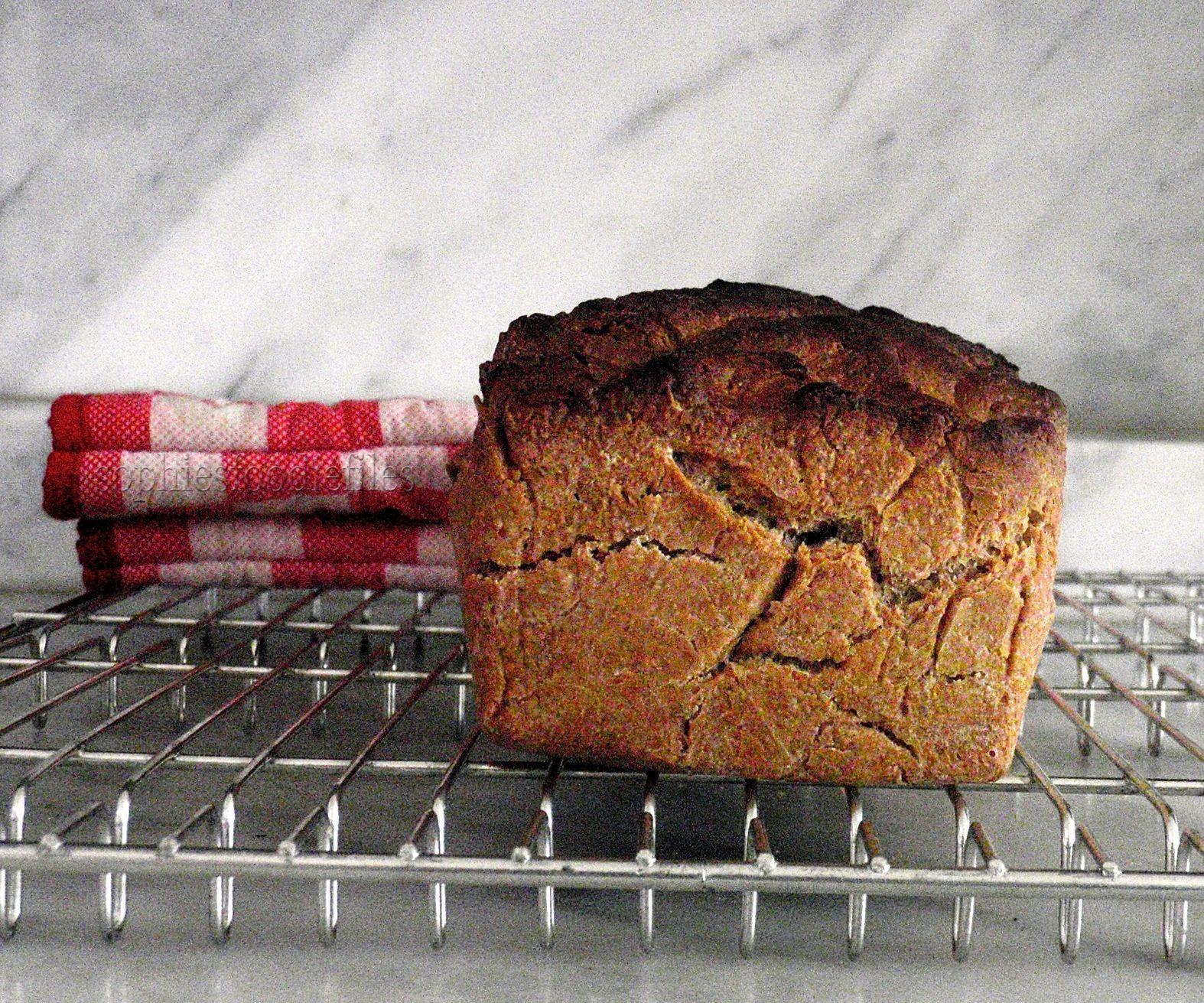 Vegan Spelt Bread