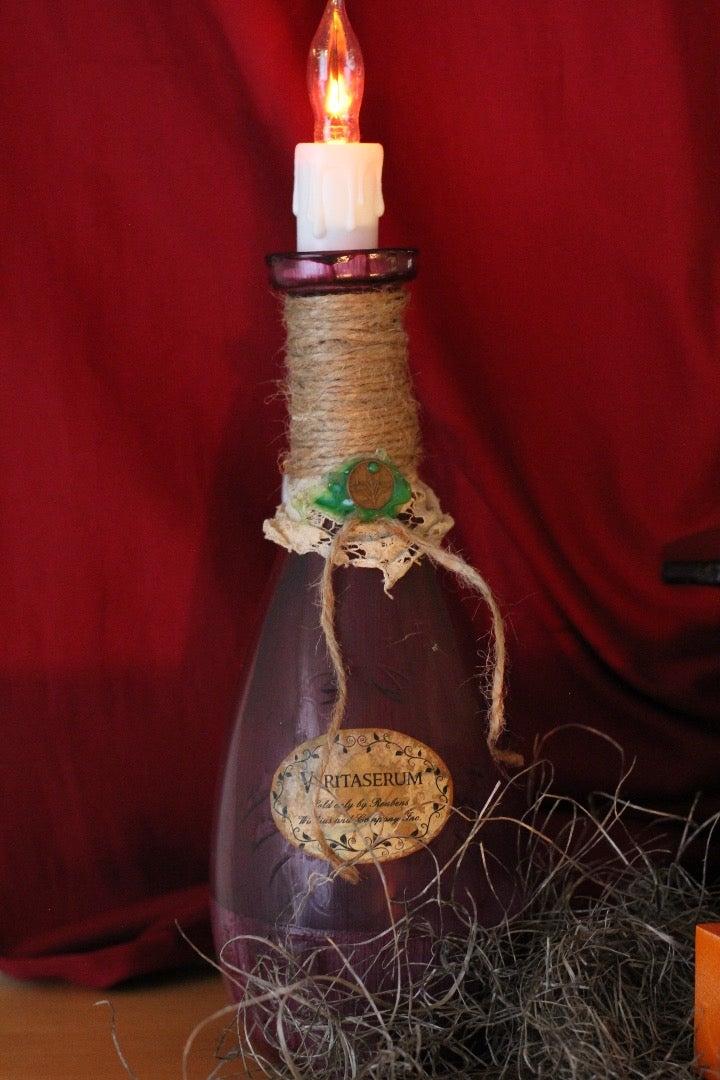 Harry Potter Style Potion Bottles