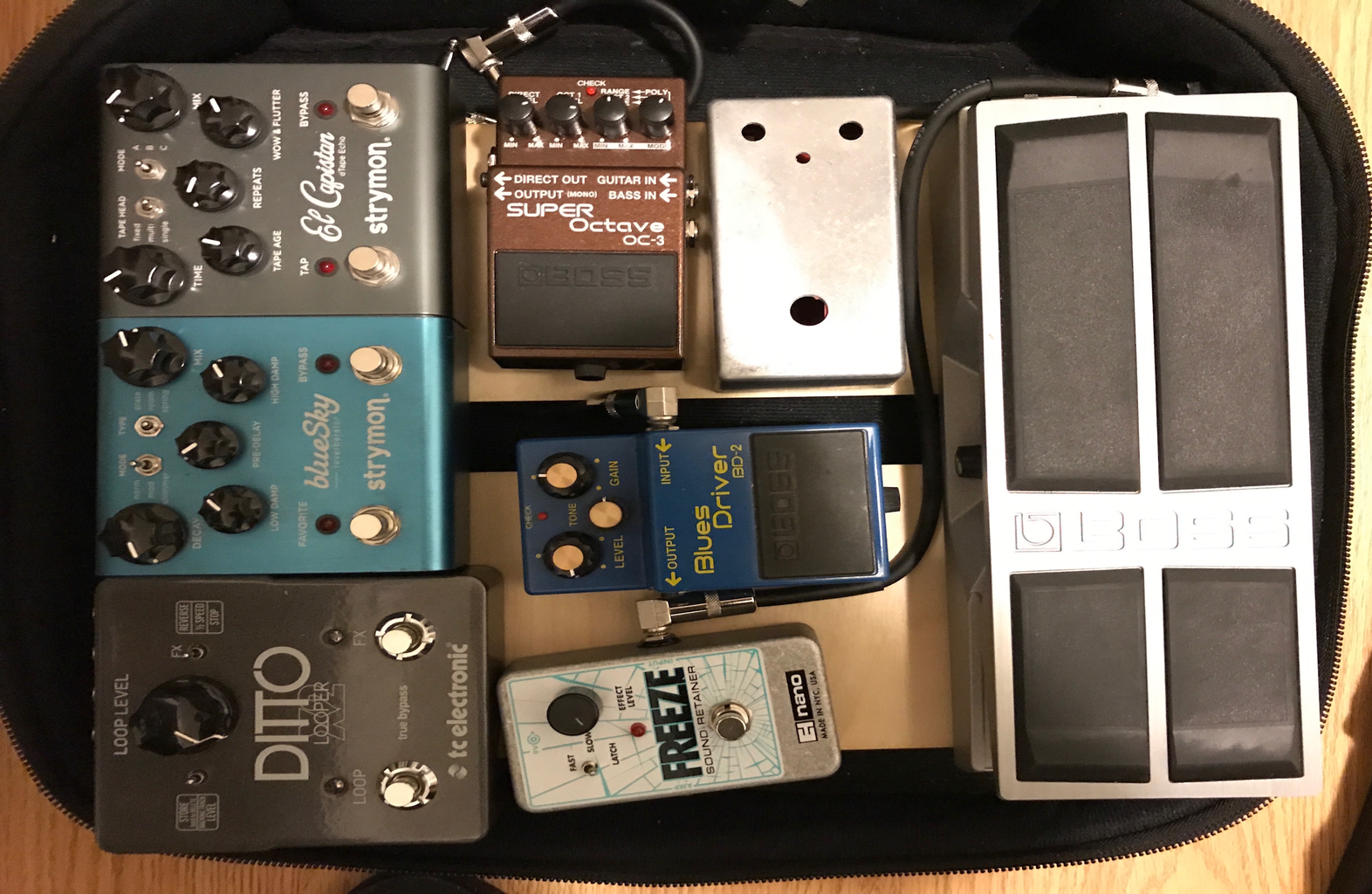 Decorate Your Pedalboard With Some Cool Effects