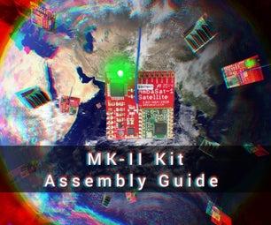 AmbaSat-1: a LoRaWAN Space Satellite Kit Assembly