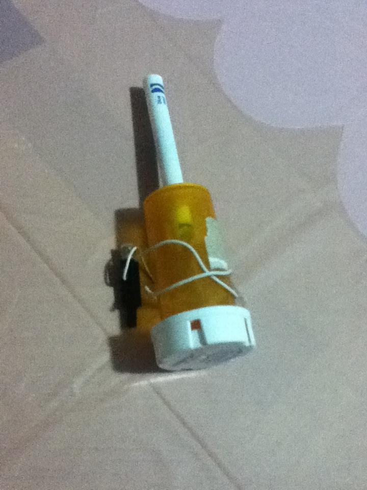 Mini Potato Cannon