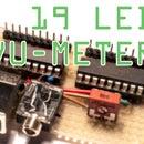 Simple 20 LED VU meter + datasheet guide