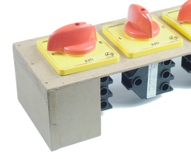 Manual Phase Changing Switch (63 Amp)