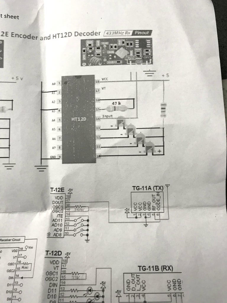 Designing the Remote and Receiver