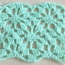 How to Crochet Spider Lace Stitch