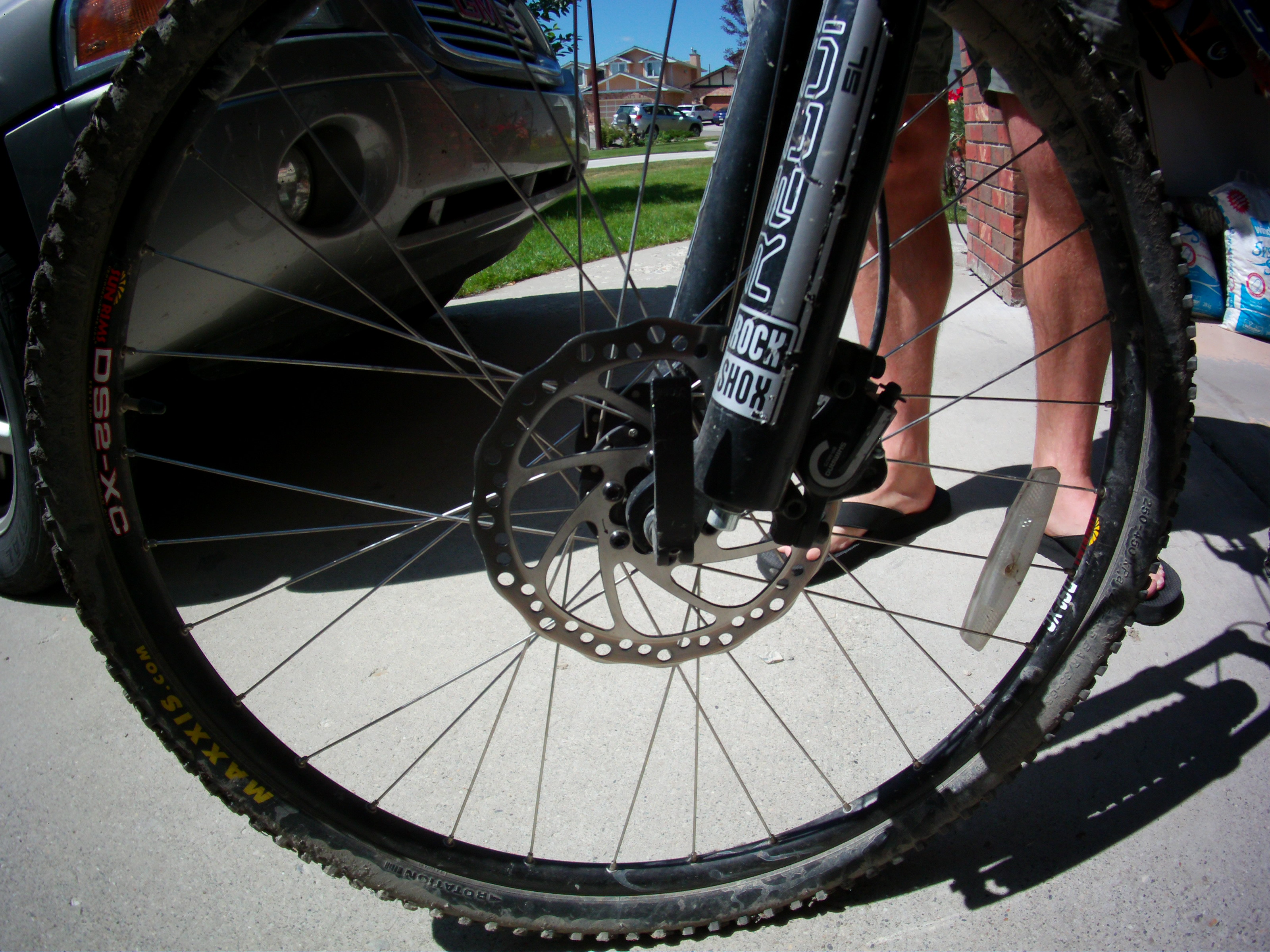 How To Change The Rotors On Disk Brakes