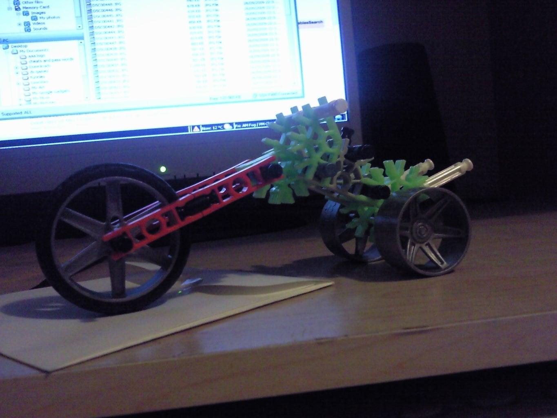 The Knex Trike