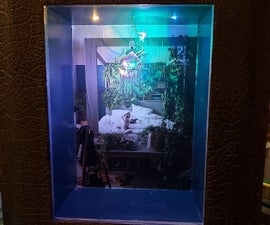 Lockdown Treasure Hunt Plant Display