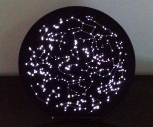 Illuminated Star Chart