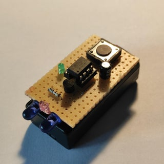 Dirt Cheap ATtiny-85 Tv-B-Gone(switches Off Any TV!), Plus Arduino As Isp
