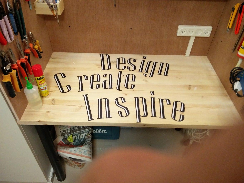 Create Some Unique Sign