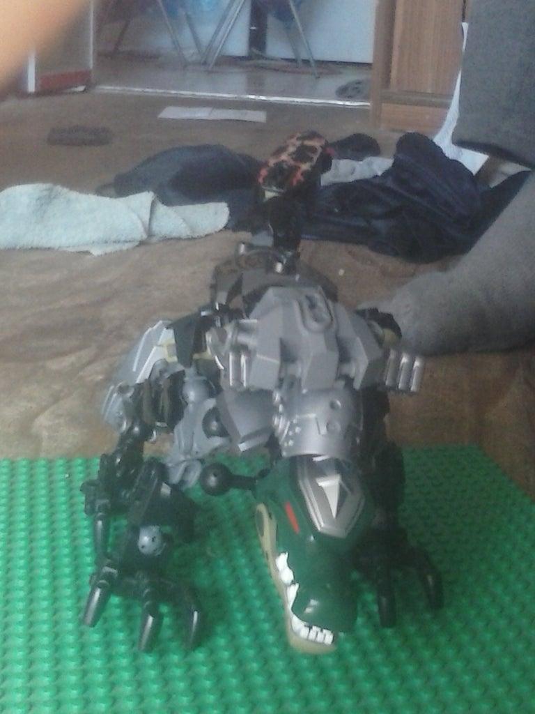 Hero Factory Bioformer Beta