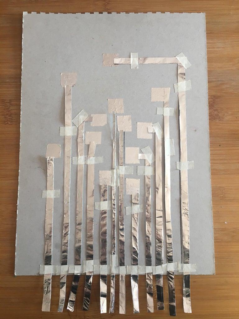 Paso 3: Prepara El Cartón Soporte