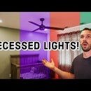 Color Changing Recessed Lights