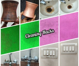 Eco Friendly Cleaning Hacks