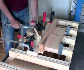 Better Than a Workbench - the Clamping Box