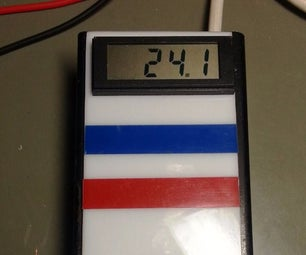 Adjustable 36W 24 VDC PSU