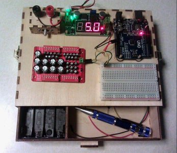 Small Electronic Experiment Station