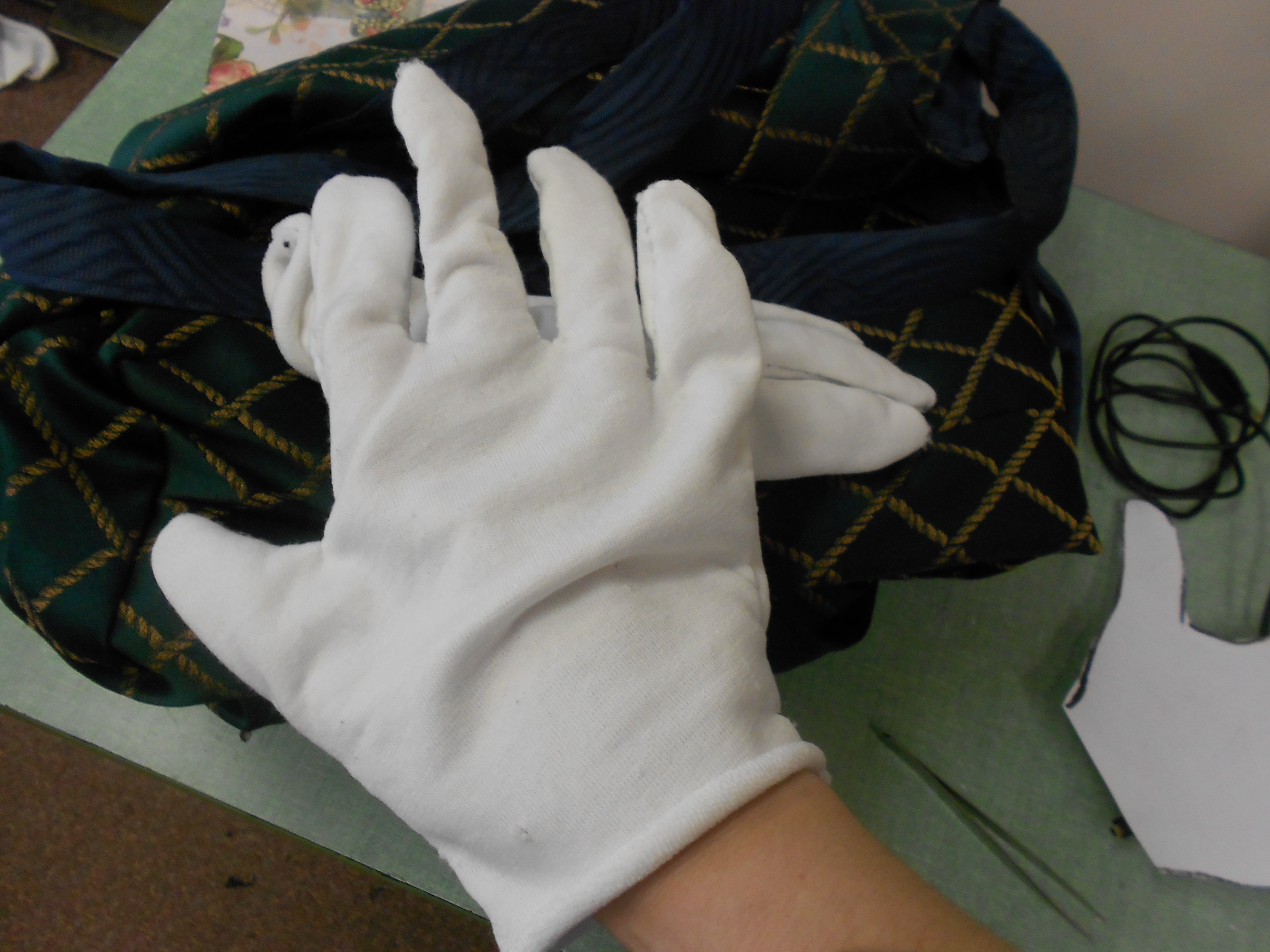 How-to-Make Cotton Gloves