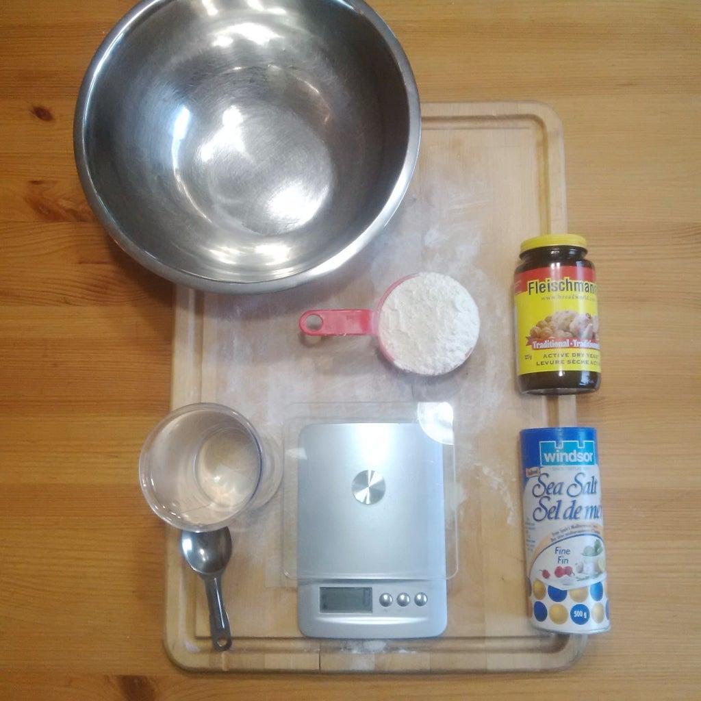 Ingredients & Equipment
