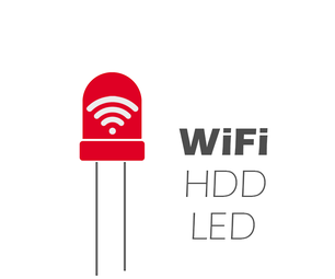 WiFi HDD LED (Updated 2021)