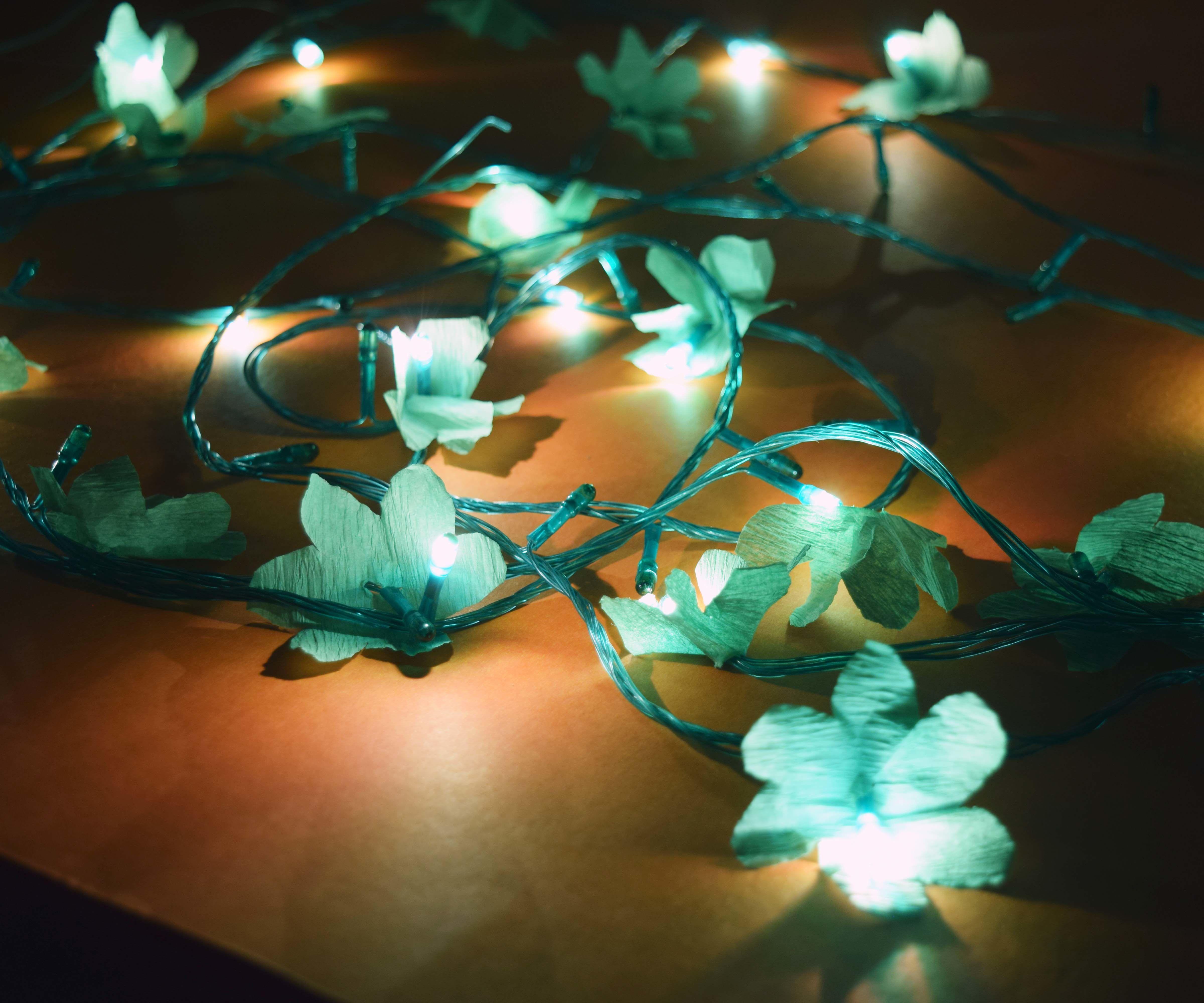 Improved Decorative Serial Lights
