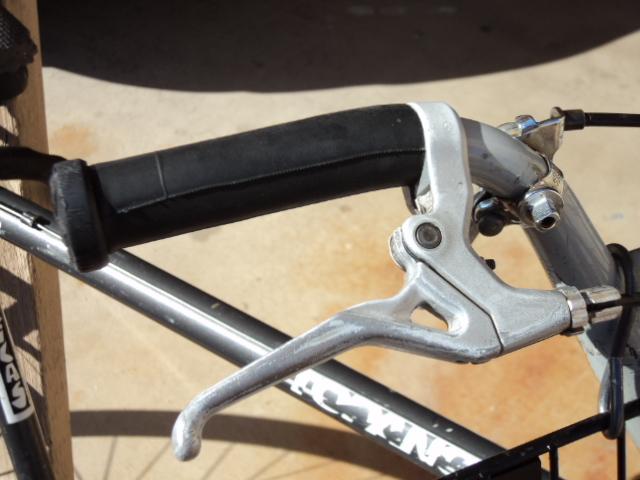 inner tube bike grips