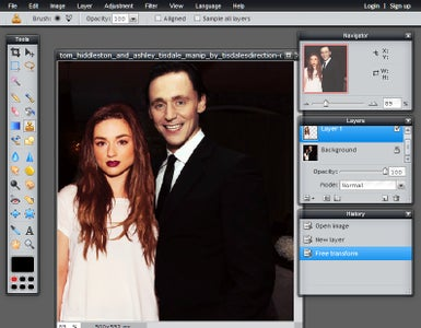 How to Make a Manip on Pixlr