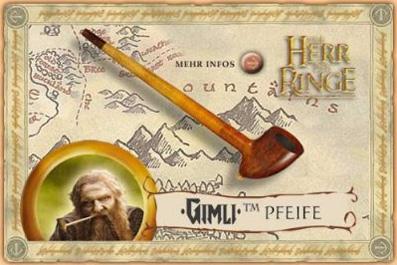 Hobbit Wooden Pipe