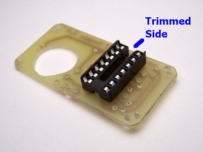 Chip Socket Chipping