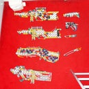All of my K'Nex weapons