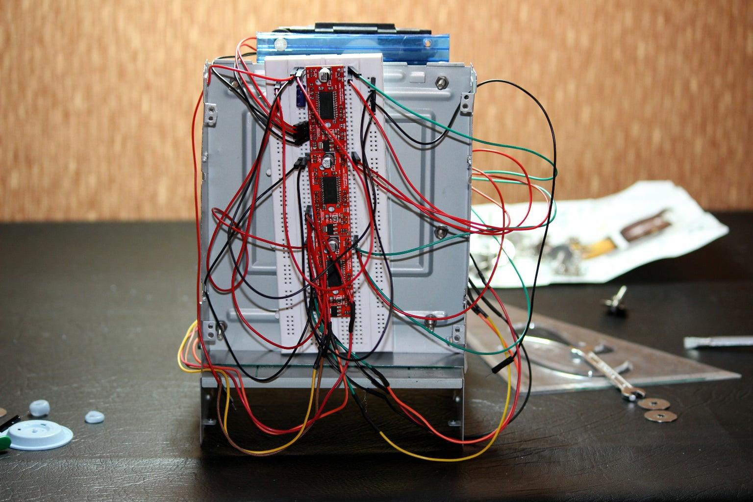 Make the Control Circuit