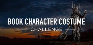 Book Character Costume Challenge
