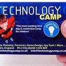 Flashlight Business Card