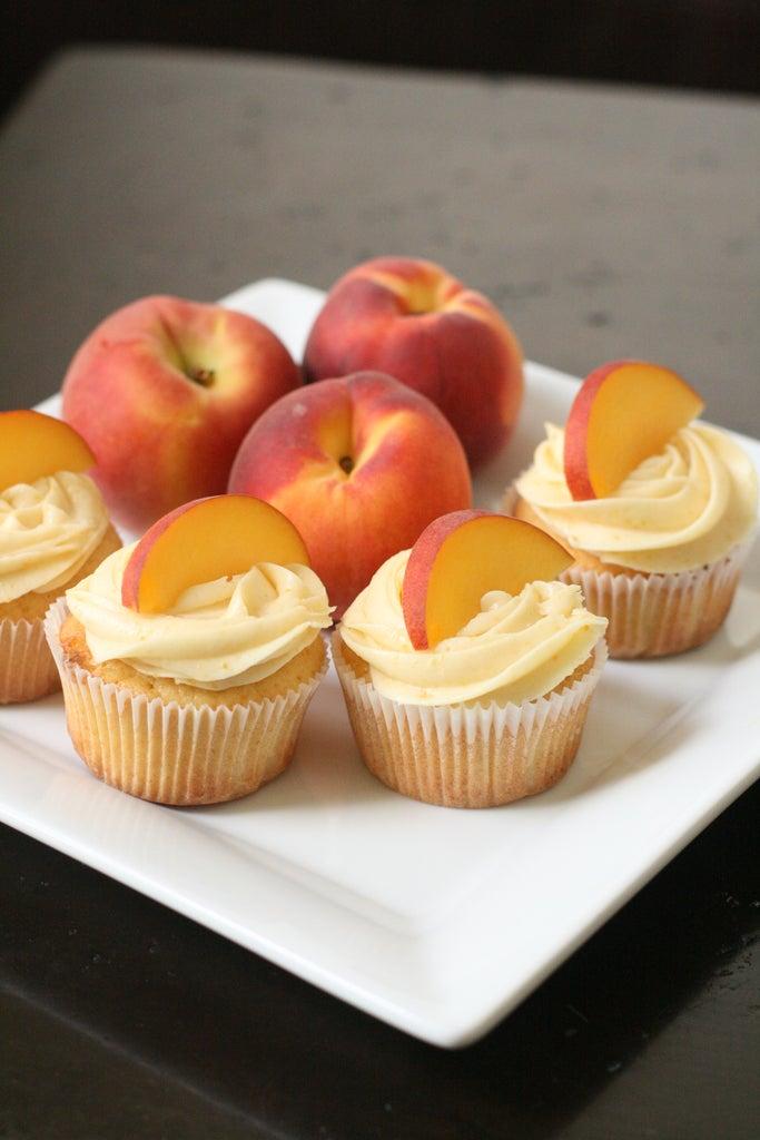 Peach Cream Cheese Frosting - Method