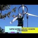 Super Homemade Wind Pump