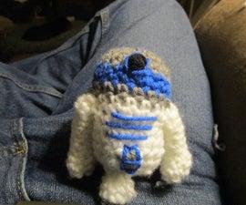 Crochet R2 D2