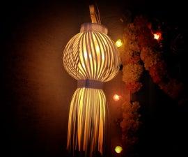 Paper Lamp for Diwali 2