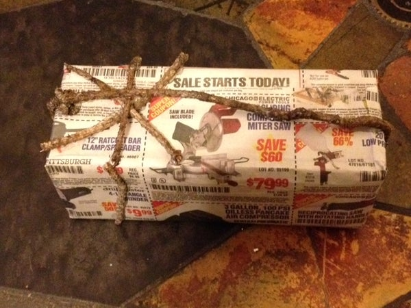 The Most Macho Gift Box Ever